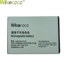 WISECOCO en Stock haute qualité AB1700AWML batterie pour Philips S388 CTS388 téléphone portable + numéro de suivi