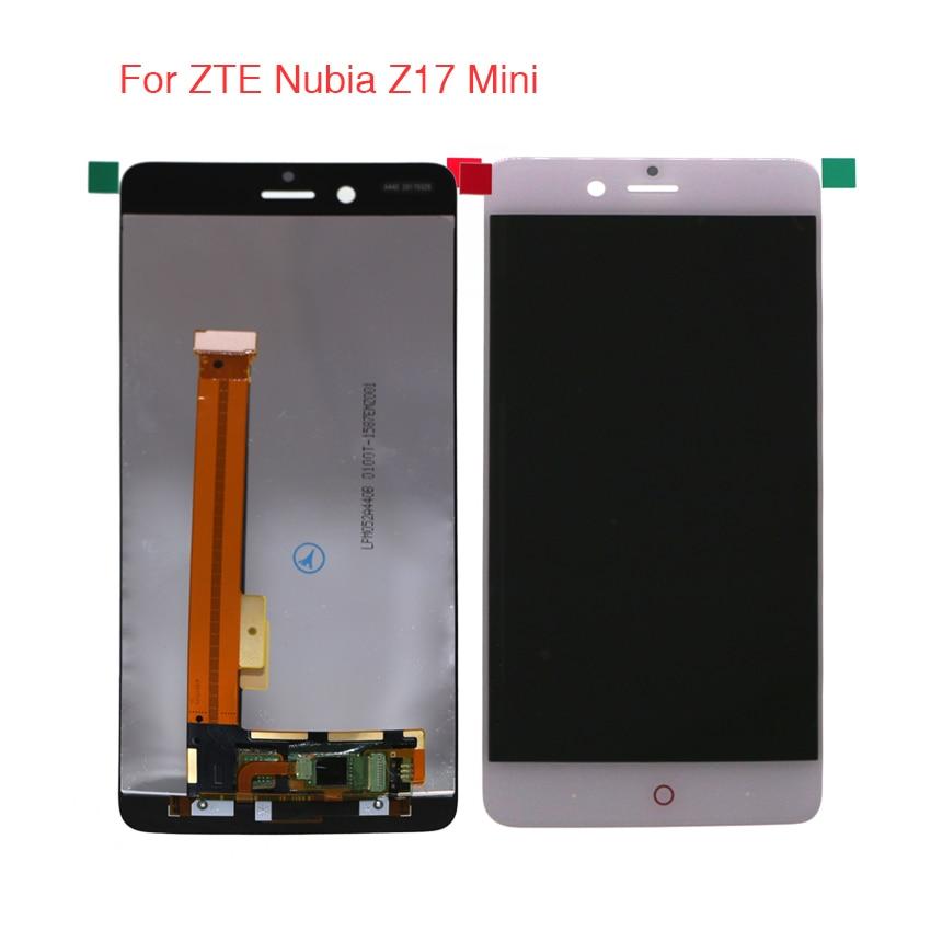 Alta calidad para ZTE Nubia Z17 Mini pantalla LCD montaje de pantalla táctil con herramientas gratis