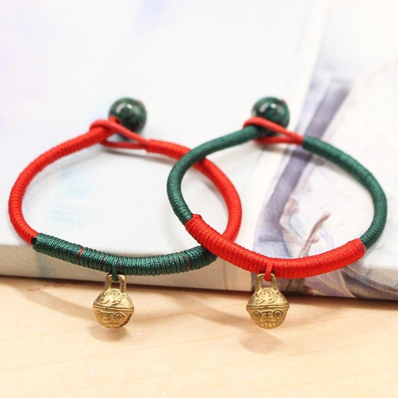 Womens Ceramic hand made DIY Bracelets Artware Retro bracelet for woman girl gift Fashion Jewelery wholesale #5219