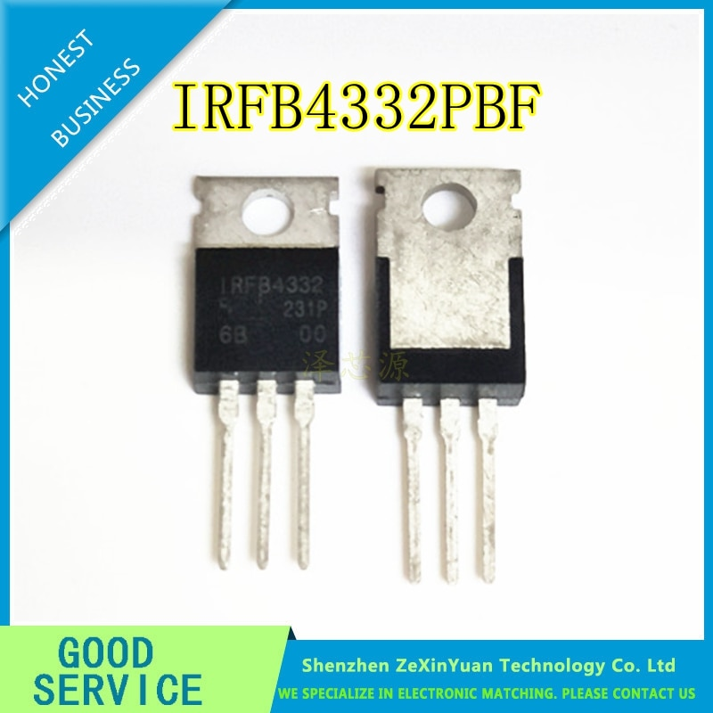20 unids/lote IRFB4332PBF IRFB4332-220 mejor calidad