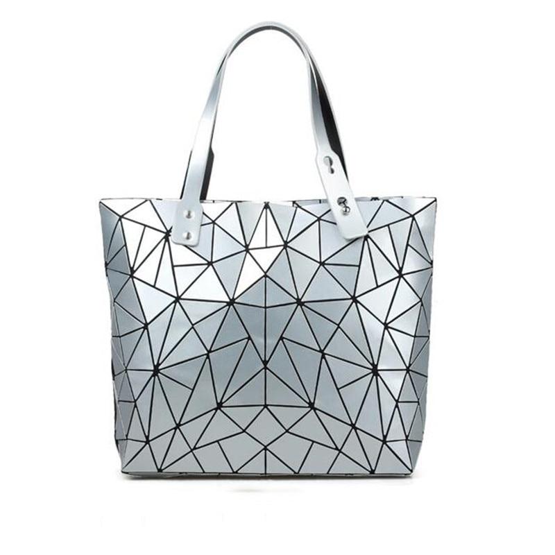 Gran oferta 2018, bolso de mujer, bolso de mano Bao de Japón con holograma, bolsos de mano de alta Bolsa De Calidad con asa superior, sobre, bolso de mano de noche con cadena
