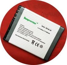 Vente en gros 10 pièces lot batterie BL-4S BL 4S BL4S pour Nokia 2680 S, 3600 S, 3710F, 7020, 7100 Supernova, 7610 Supernova,