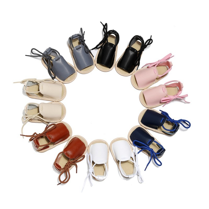Летние новые сандалии для маленьких мальчиков, модные мокасины для маленьких девочек, обувь для маленьких детей, Прямая поставка, 0-24 месяцев