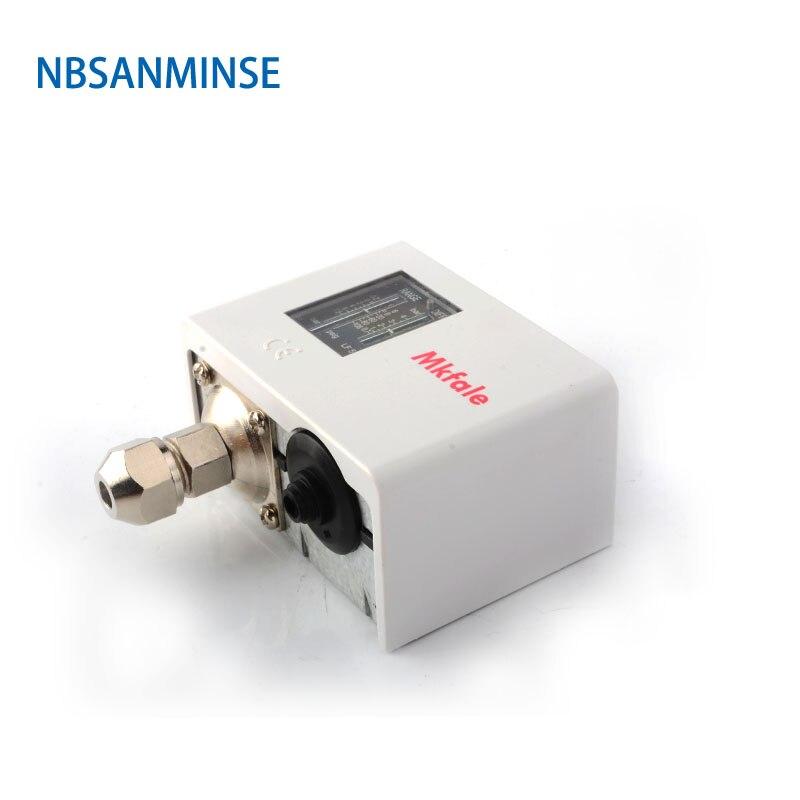 NBSANMINSE PC55 переключатель давления для холодильной системы, доступный в воздухе или водной жидкости, довольно Стабильная производительность