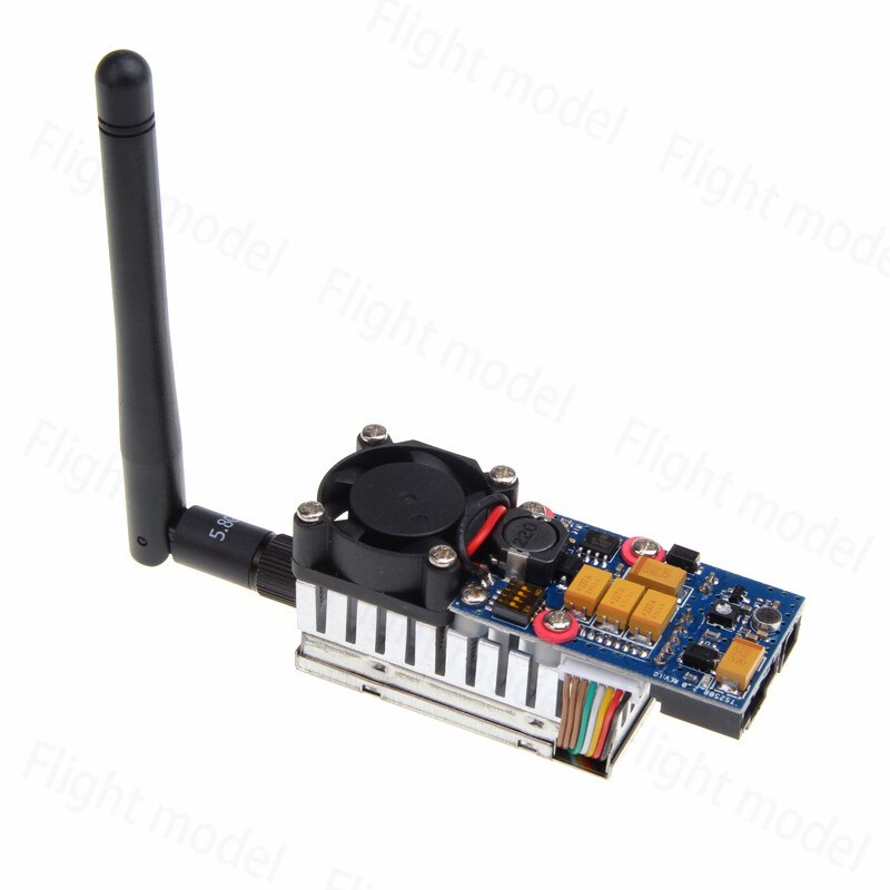 BOSCAM TS352 FPV 5,8G 500mW RX 28dBm transmisor de Video inalámbrico Audio Video transmisor FPV