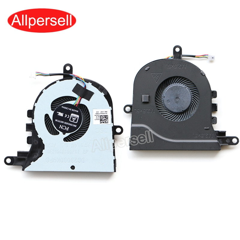 Ventilador enfriador portátil para DELL Latitude 3590 E3590 P75F CN-0FX0M0