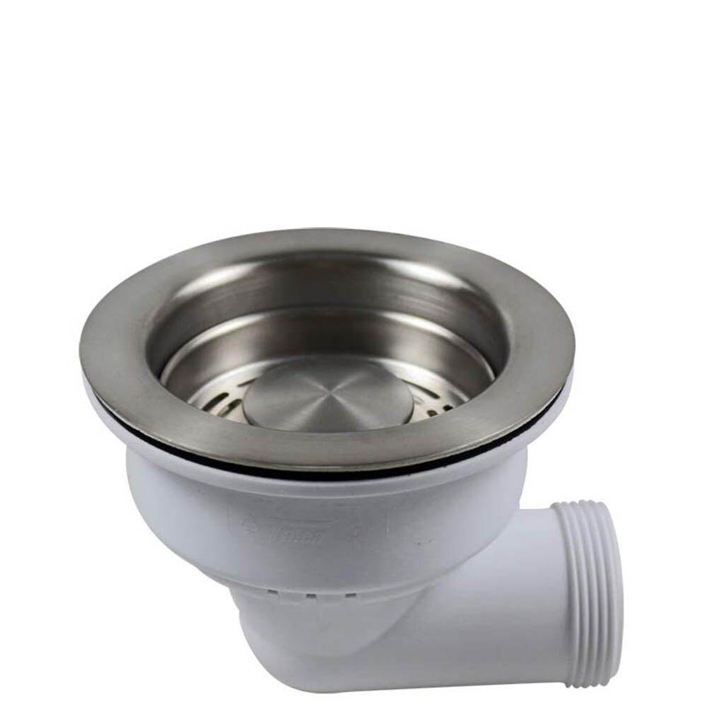 Talea, filtro de drenaje para fregadero de acero inoxidable de 114mm, accesorios de cocina, escurridor para lavabo, filtro para fregadero StopperXK301C001