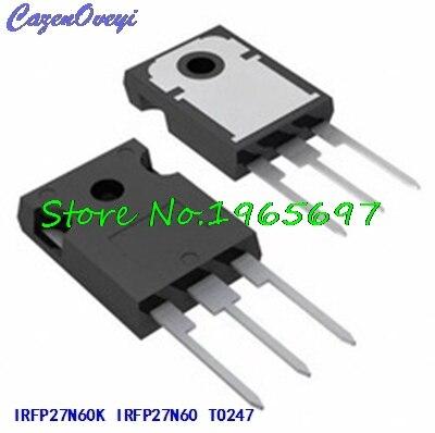 1pcs/lot IRFP27N60K IRFP27N60 TO-247 In Stock