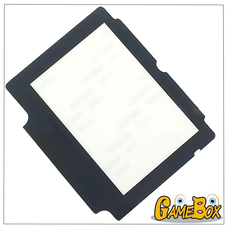 Cubierta del Panel de protección de la Lente de la pantalla LCD de cristal para Nintend GBA SP GameBoy Advance SP Protector de la Lente de la pantalla de cristal para GBA SP