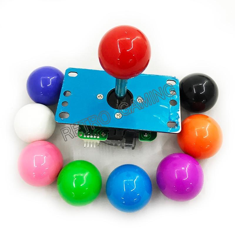 Good spring copy sanwa Joystick 5 pin joystick/arcade machine parts/joystick good quality