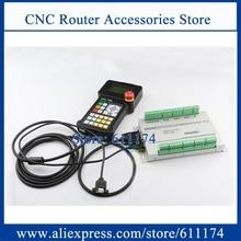 Contrôleur DSP 3 axes dorigine Weihong NK105G3 système de CNC intégré NK105 système de contrôle de mouvement