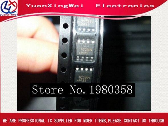Frete grátis 5 pçs/lote RZ7889 SOP-8 RZ RZ 7889 original novo