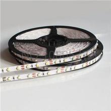 5 mt/reel 3528 led-streifen Nicht Wasserdicht Weiß/warmweiß 600LED 12 V SMD 3528 LED flexible streifen 120 led/m freeshipping