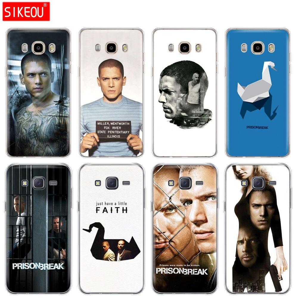 Capa de celular de silicone para samsung galaxy, j1 j2 j3 j5 j7 mini 2016 2015 prime prison quebra