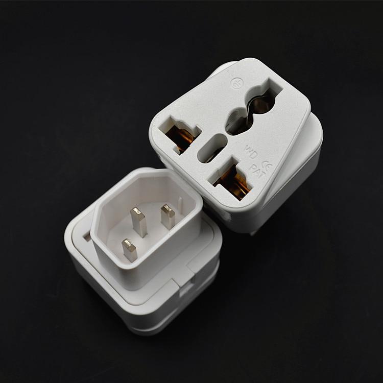 Universal أسود أبيض pdu/ups ستاندارت مخصصة موصل 250 فولت ac الكهربائية iec 320 c14 خادم محول الطاقة المكونات
