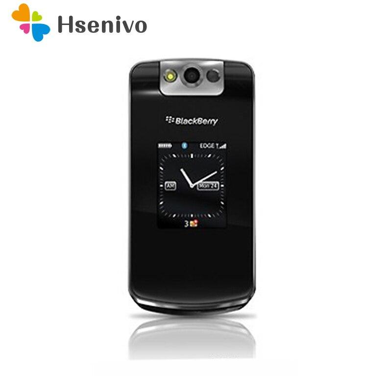 8220 Оригинальный разблокированный BlackBerry Pearl флип 8220 мобильный телефон 2MP отремонтированный BlackBerry 8220 мобильный телефон Бесплатная доставка
