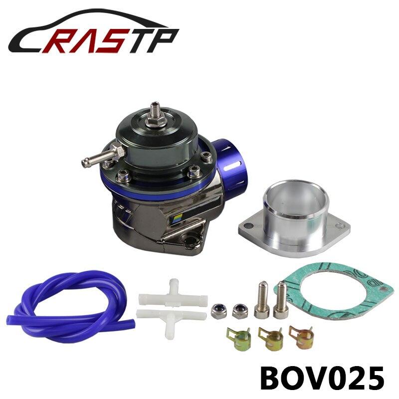 RASTP-Hohe Leistung Blow Off Ventil BOV Turbo Typ FV Neue Schwimm Ventil Design RS-BOV025