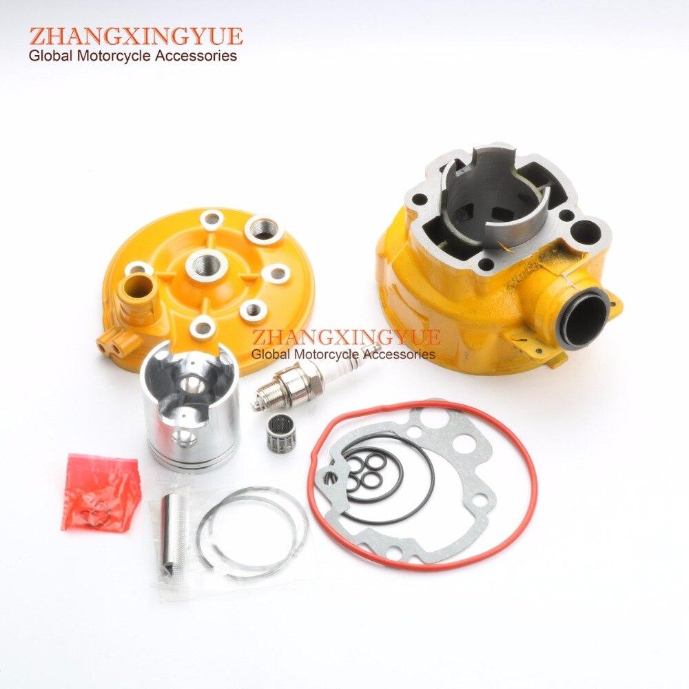 MALAGUTI 70ccm componente do bloco de cilindro para BETA 50 AM3-AM6 47mm/12mm