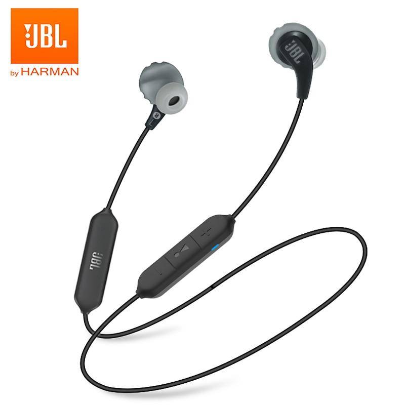 JBL ENDURANCE Run BT Wireless Bluetooth Earphones Sports Headphones IPX5 Waterproof Headset Magnetic Earbuds with Microphone