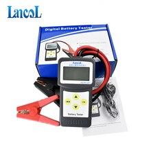 Lancol Micro200 12V электрический инструмент авто 2000CCA батарея проводимости тестер анализатор с USB для печати