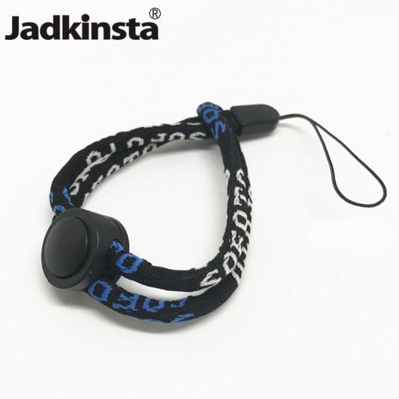 Jadkinsta, nueva correa de seguridad ajustable de nailon, cuerda de mano para todas las Micro DSLR G1X G10 G11 G12