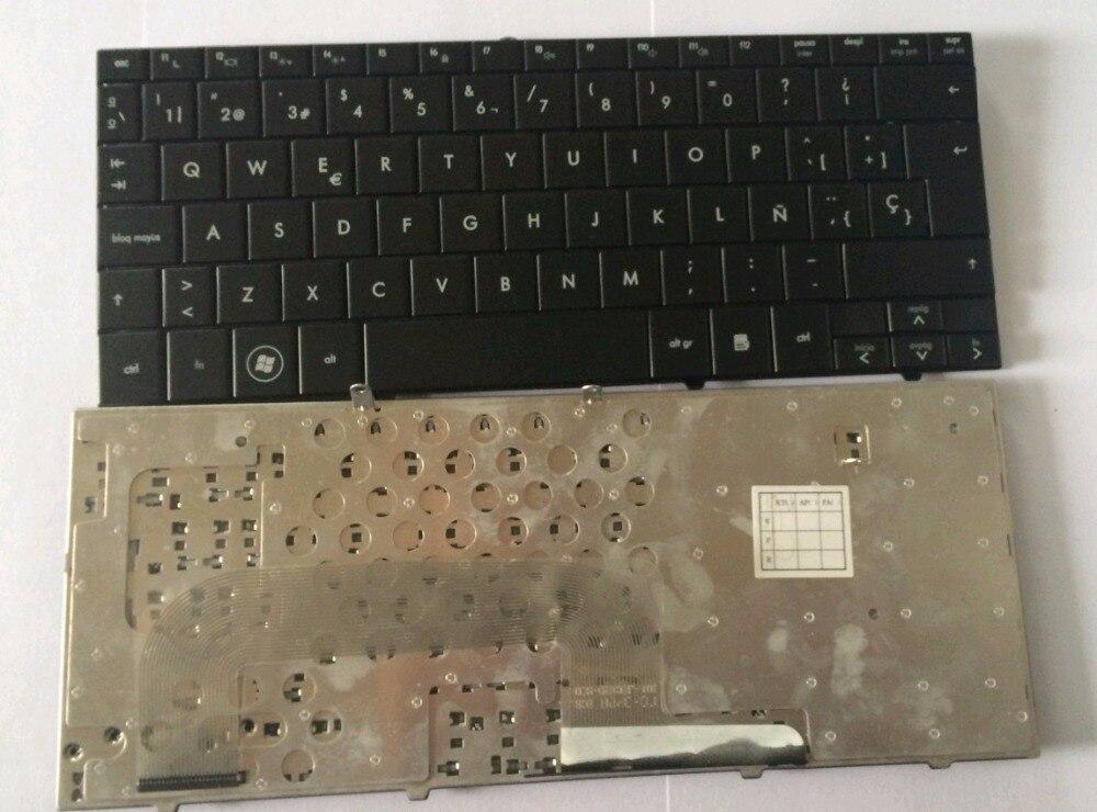 Nuevo teclado español para teclado HP mini 110 110-1100 110-1000 110-1020 negro sp