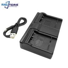 BN1 NP-BN1 Batterie Double Chargeur USB pour Appareil Photo Numérique Sony Cybershot DSC W360 W380 W390 W510 W530 W560 W570 W610 W620 W630 W650