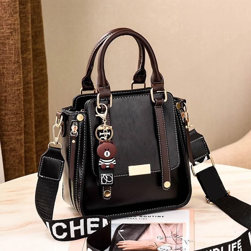 Ladies HandBags Women Messenger Bags Totes Crossbody Shoulder Bag Boston Hand Bags Hot Sale Bolsa Feminina