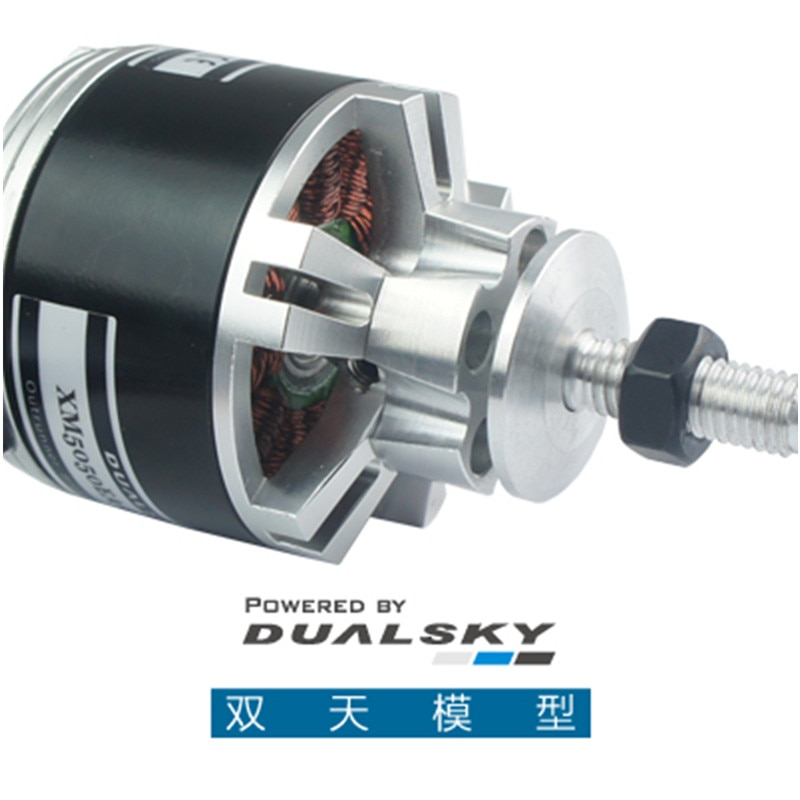 DUALSKY XM3542EA V3 Xmotor Brushless Outrunner Motor 880KV 540KV Fix-Wing Acc for Fix-Wing RC Airplane enlarge