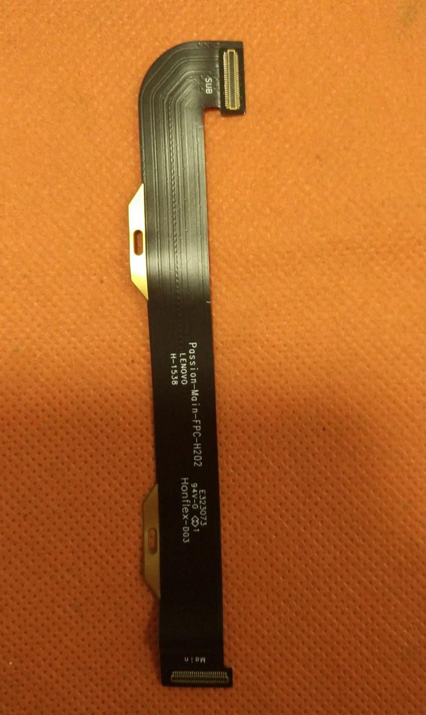 Placa del cargador USB Original usada a la placa base FPC para Lenovo p1c58 MSM8939 Octa Core 5,5 pulgadas FHD 1920x1080 envío gratis