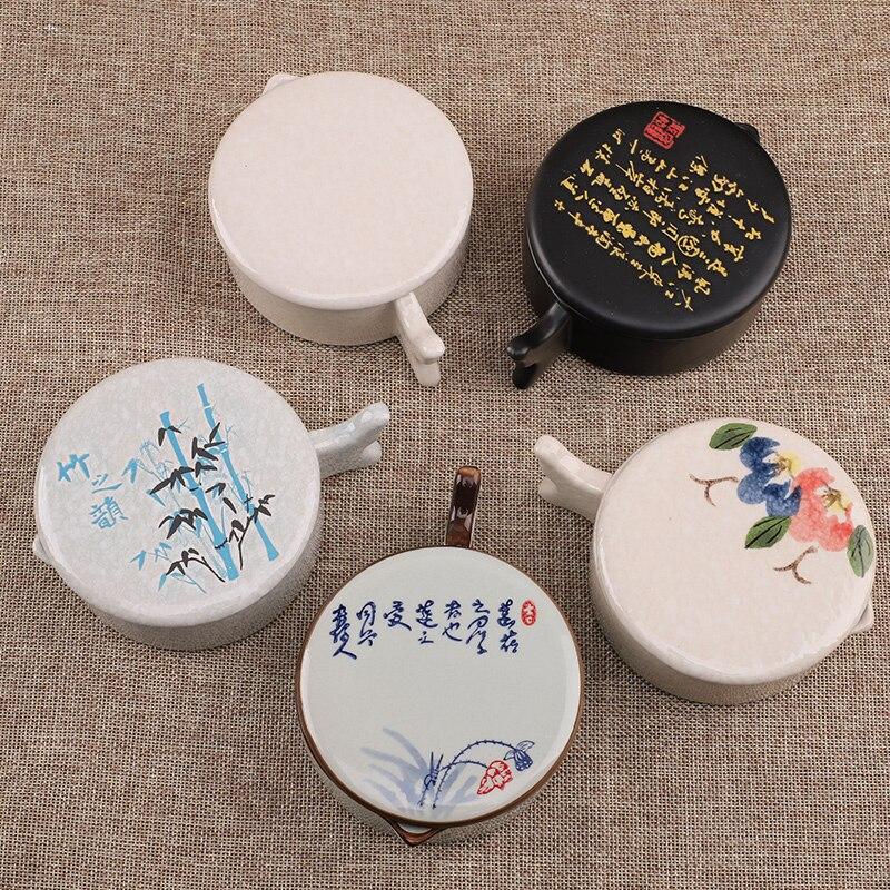 1 stück, Keramik Tinte Gericht Farbe Platte Chinesische Kalligraphie Chinesische Malerei Kunst Schule Liefert