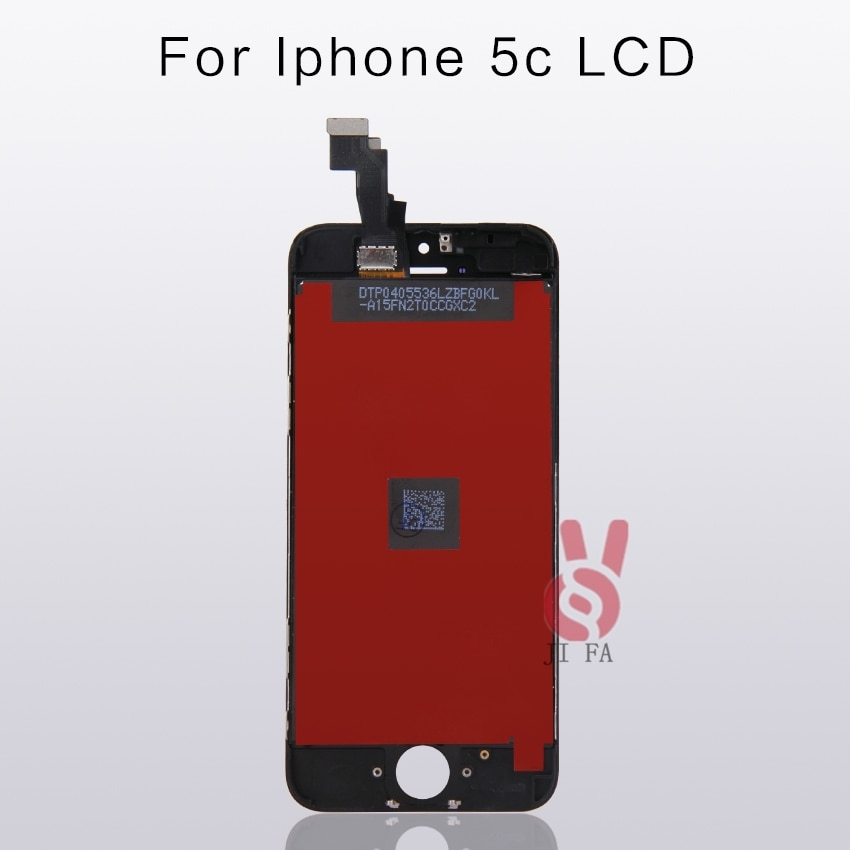 10PCS Grade AAA No Dead Pixel For iPhone 5C LCD Display Digitizer With Touch Screen Replacement Assembly Parts Pantalla Free DHL enlarge
