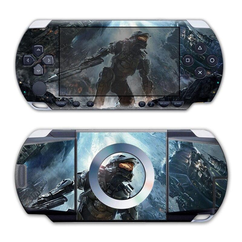 Бесплатная Прямая поставка виниловый материал кожа для Sony PSP 1000 защитная упаковка для Sony PSP 1000 по лучшей цене # TN-PP1000-5105