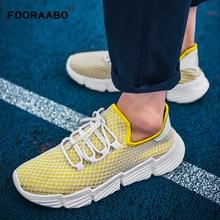 Neue 2019 Frühling Sommer Herren Casual Schuhe Atmungs Mode London Air Mesh Mann Turnschuhe Schuhe Super Licht Männlichen Trainer