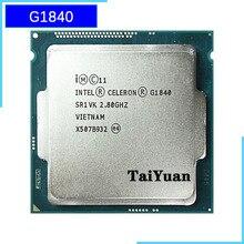 Intel Celeron G1840 2.8 Ghz Dual-Core Dual-Draad Cpu Processor 2M 53W Lga 1150