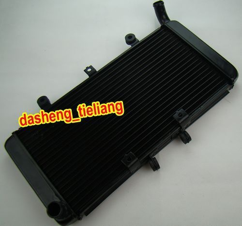 Aluminum Motorcycle Cooling Radiator For honda CB1300 2003 2004 2005 2006 2007 2008, Motor Cooler Parts Accessories, Black