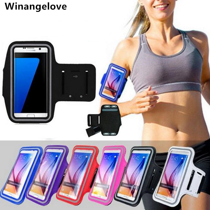 Winangelove 200 قطعة/الوحدة 10 ألوان شارة الرياضة الركض حالة غطاء لسامسونج غالاكسي ملاحظة 2