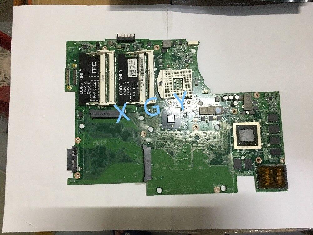 لديل XPS L701X اللوحة المحمول N11E-GE-A1 GT435M CN-053JR7 053JR7 53JR7 اللوحة 100% اختبار موافق