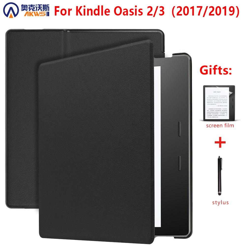 "Чехол для Amazon 2019 kindle oasis 3, тонкий чехол для Kindle oasis 2 2017, выпуск 7 "", e-считыватель"