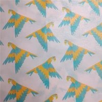 1000pcs colored parrot gift wrapping tissue paper docoration silk paper free shipping