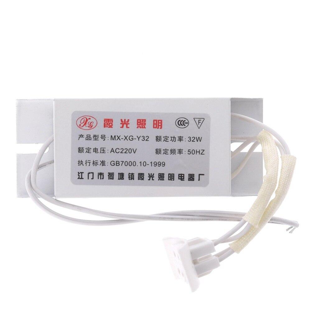 Переменный ток 220в кольцевые флуоресцентные трубки лампа Электронный балласт