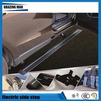 Hot sale Flexible aluminium alloy side step running board Electric pedal for RAV4 2016 2017