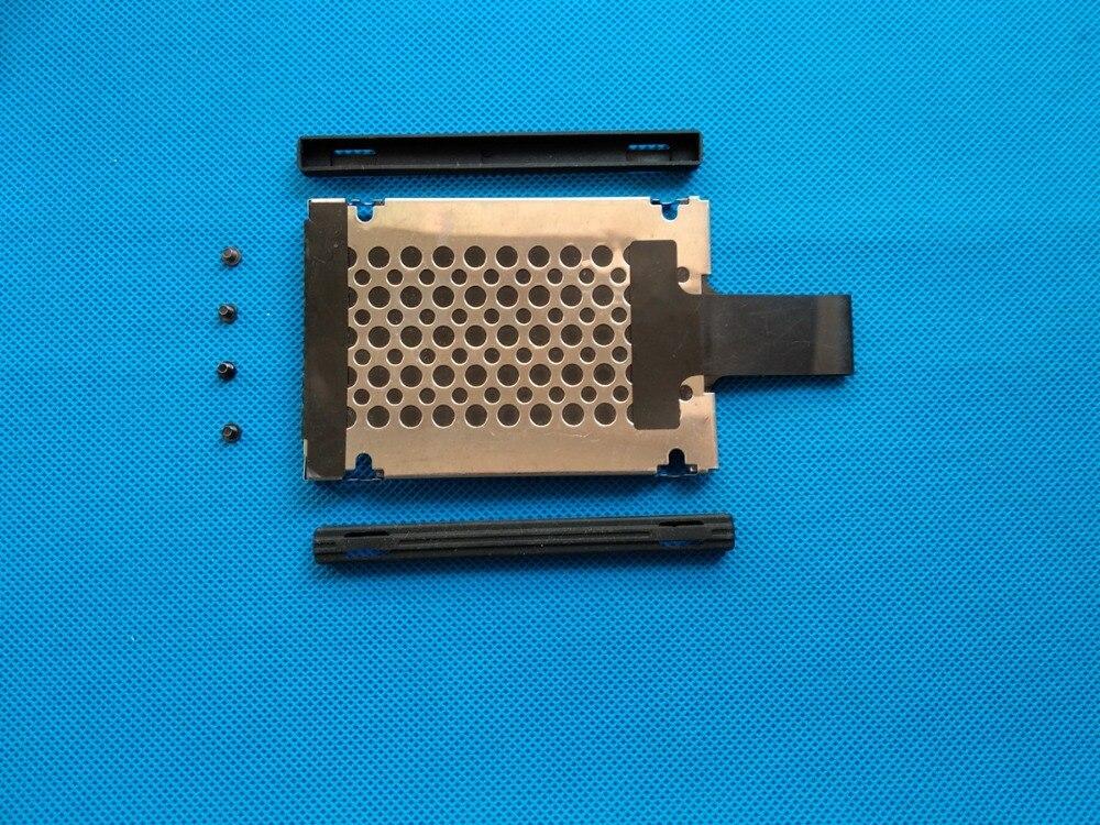Nuevo para Lenovo ThinkPad X220 X230 X220T X230T T420S T430S Unidad de disco duro HDD cubierta de ranura de CD + caucho rieles + tornillos 7MM 04W1716