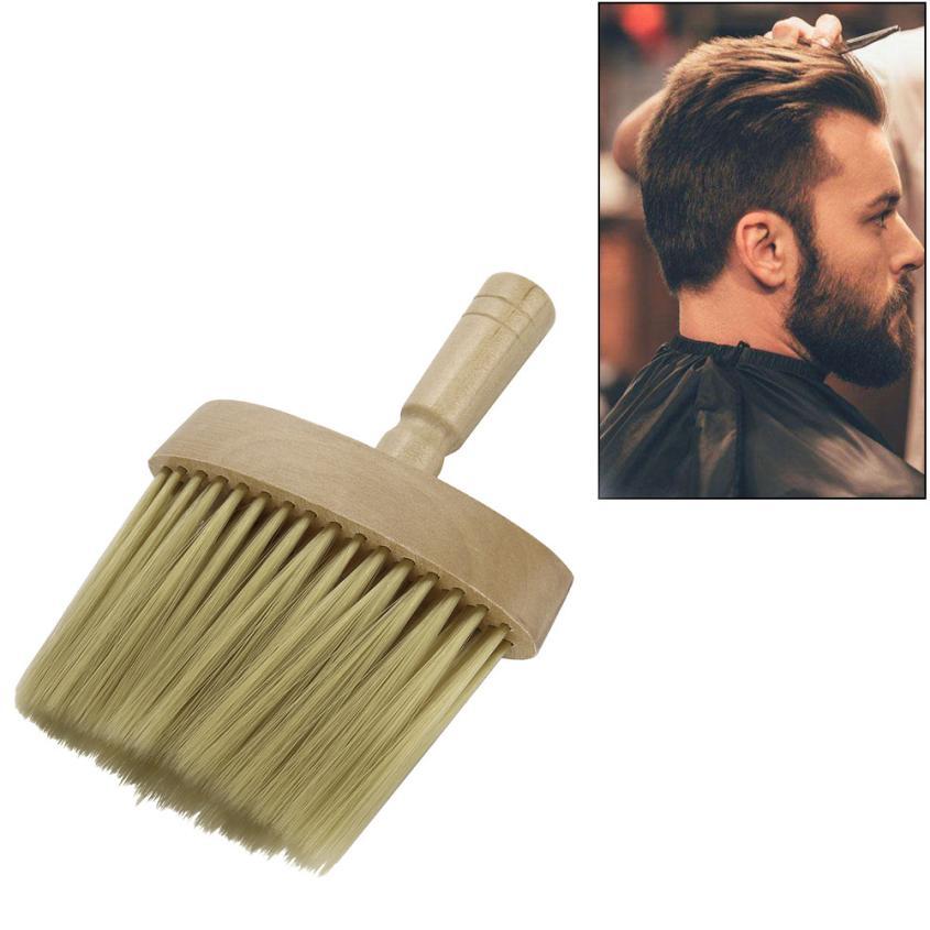 Peine para el cuidado del cabello, nuevo estilista de peluquería, Barbero, cepillo suave para el pelo, cepillo suave para cortar el pelo, envío directo