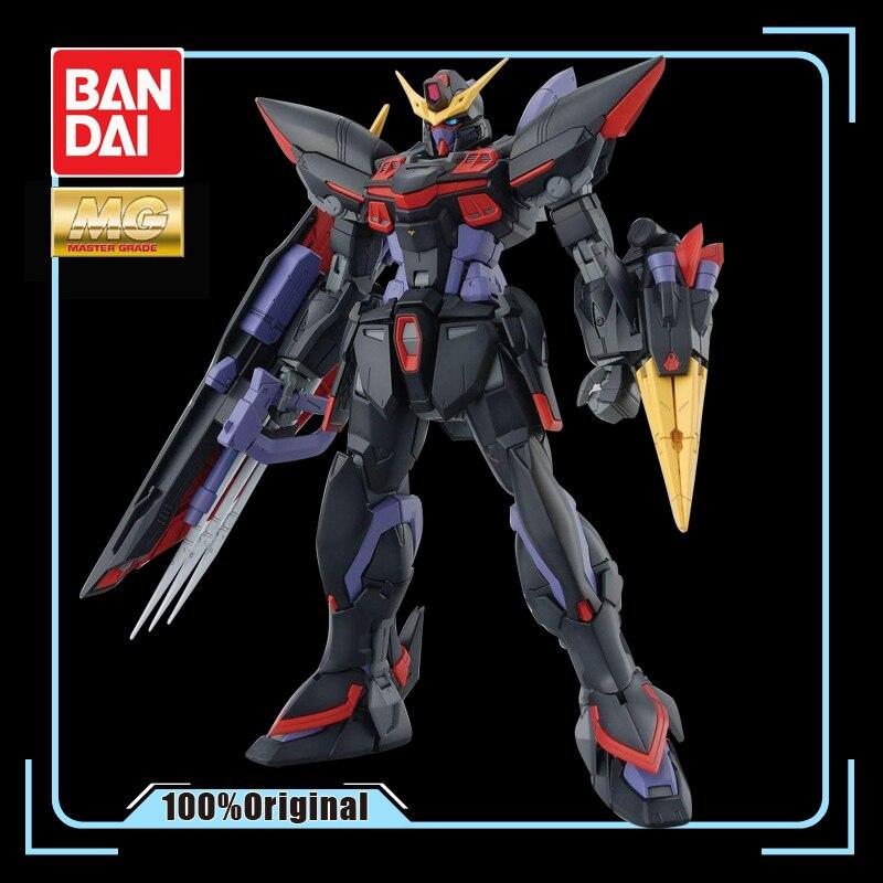 BANDAI MG 1/100 GAT-X207 SAMEN BLITZ GUNDAM Effekte Action Figur Modell Änderung