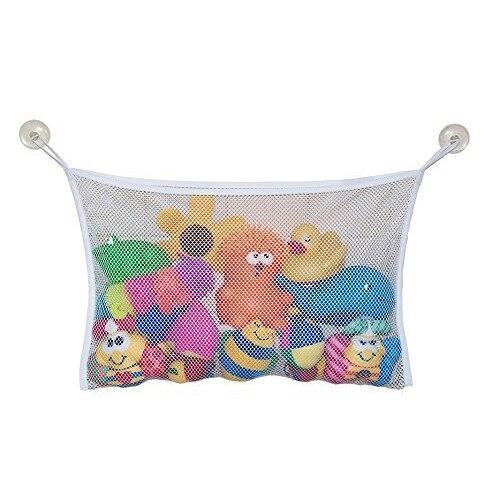 GSFY-niños bebé organizador de juguetes para el baño de almacenamiento de baño juguetes de baño bolsa (37*37 CM)