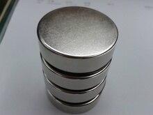 Aimant néodyme fritté   4 pièces D40mm * 5mm, aimant ndfeb de thérapie magnétique permanente de terre rare, extrêmement forte