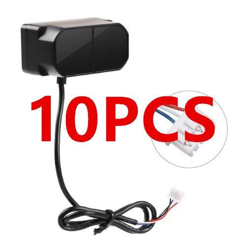10 Uds nuevo Benewake TFmini más LiDAR módulo Micro TOF corta distancia sensor impermeable IP65 compatible con UART CII/O