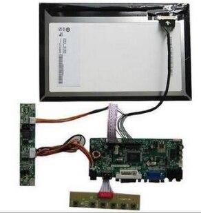 Custom montagem HDMI DVI VGA 21.5 27 32 polegada lcd display led painéis com cabos e Inverter lcd para laptop/pc
