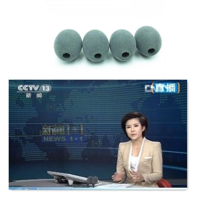 Поп фильтр Linhuipad для микрофона высокой плотности пенопластовый чехол K330 диаметр